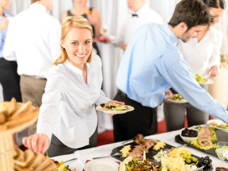 Catering services in Minneapolis and St. Paul