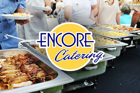 Encore Catering logo