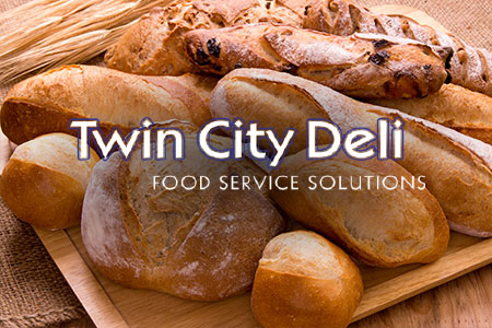 Twin City Deli Food Service Solutions logo
