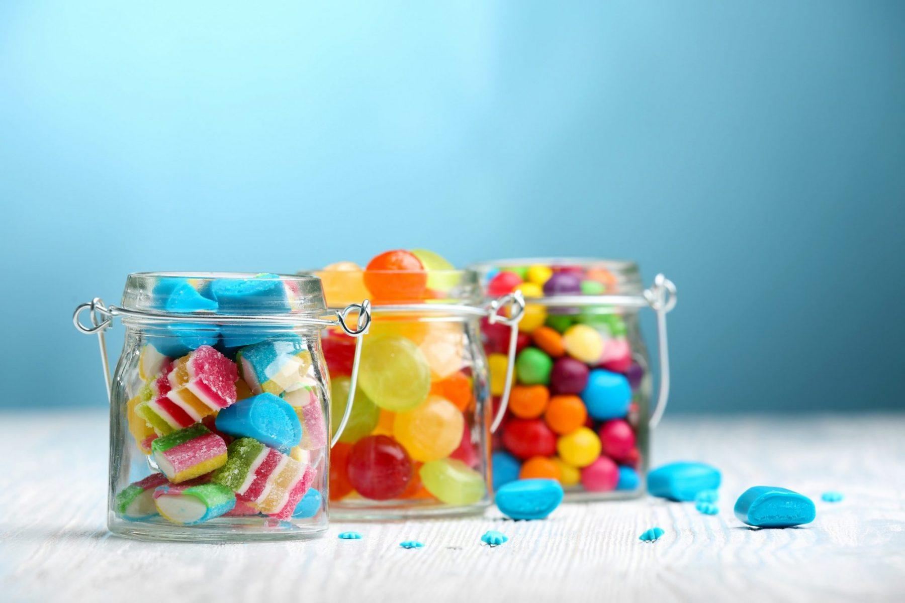 Candy on Minneapolis and St. Paul Break Room Menu