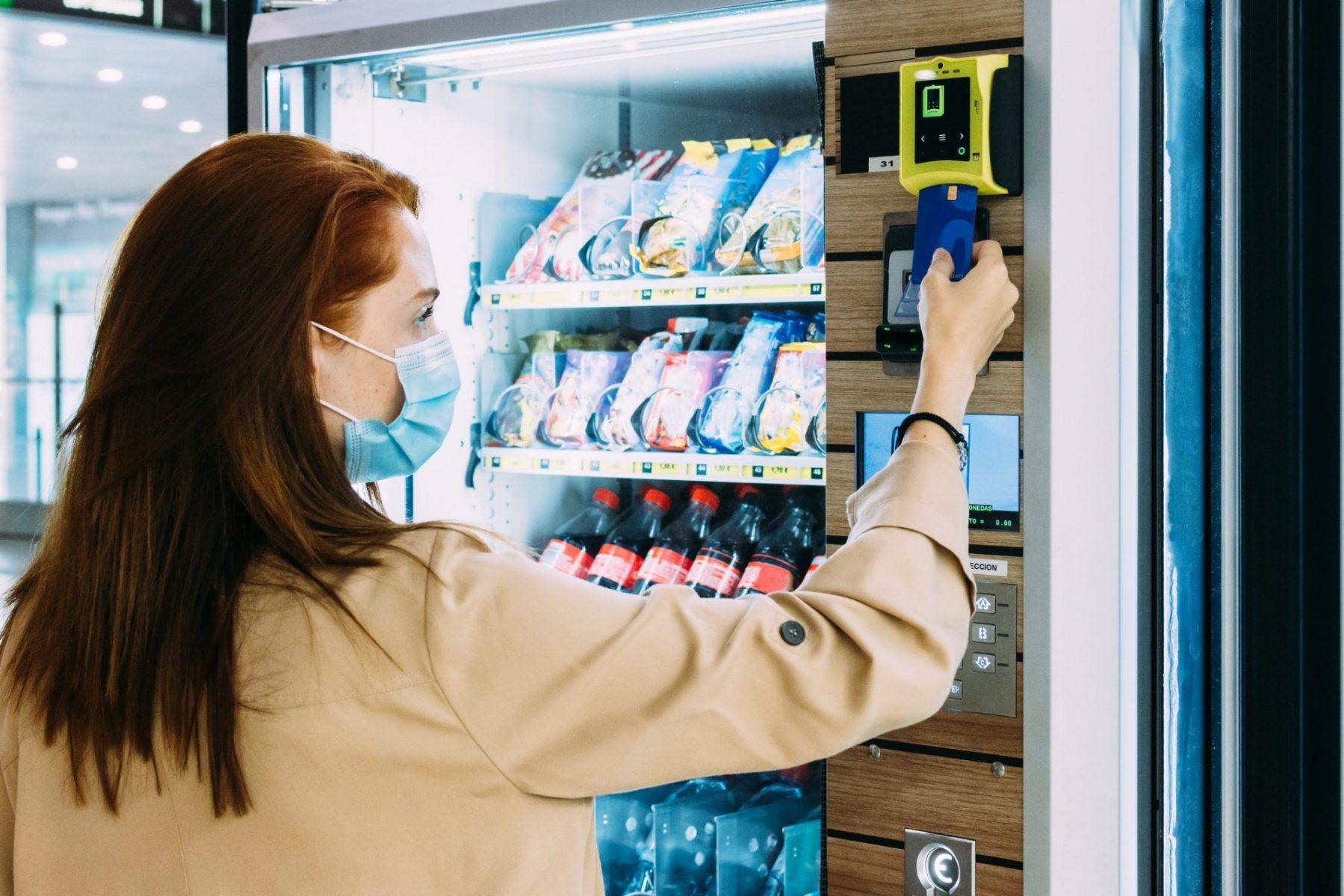 Vending Machines in Minneapolis and St. Paul