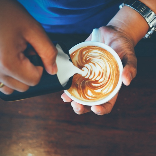 Starbucks coffee options in Minneapolis and St. Paul
