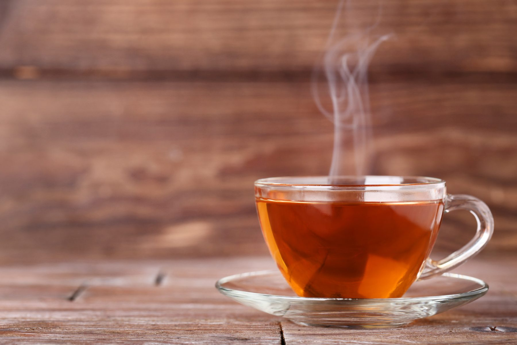 Tazo tea from Starbucks in Minneapolis and St. Paul