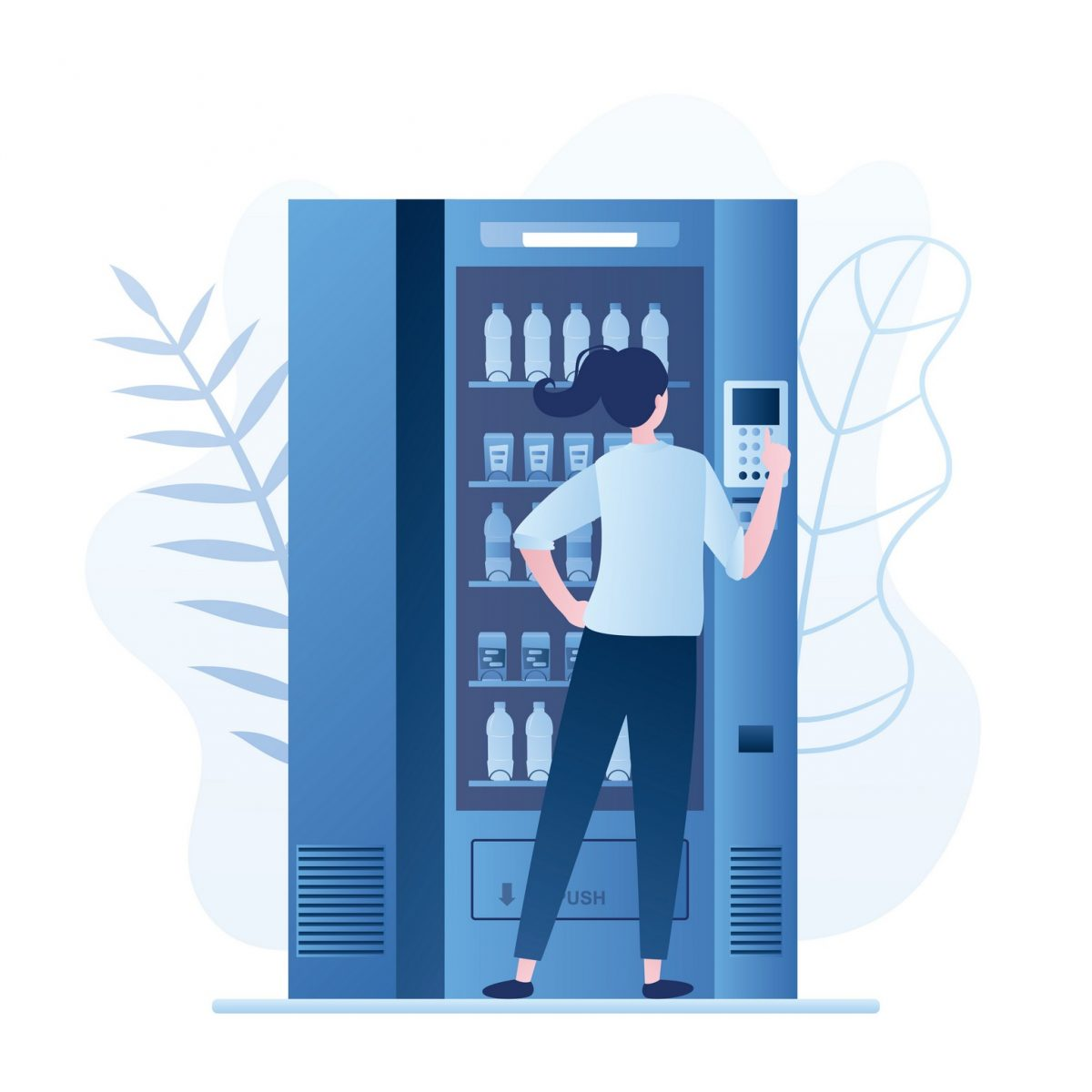 Minneapolis and St. Paul Vending Machines Vending | Cutting-Edge Technology | Green Break Room Services