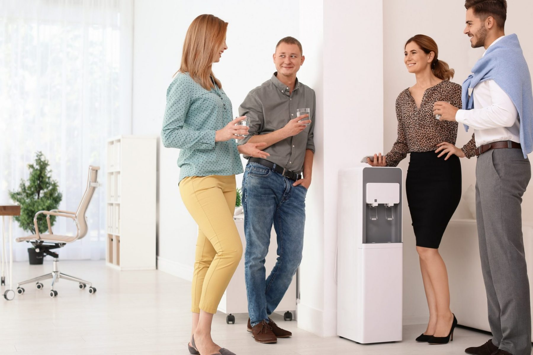 Minneapolis and St. Paul Positive Lifestyle Choices   Healthy Water Filtration   Employee Benefit
